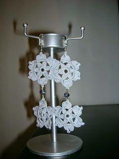 Tina's handicraft : earrings