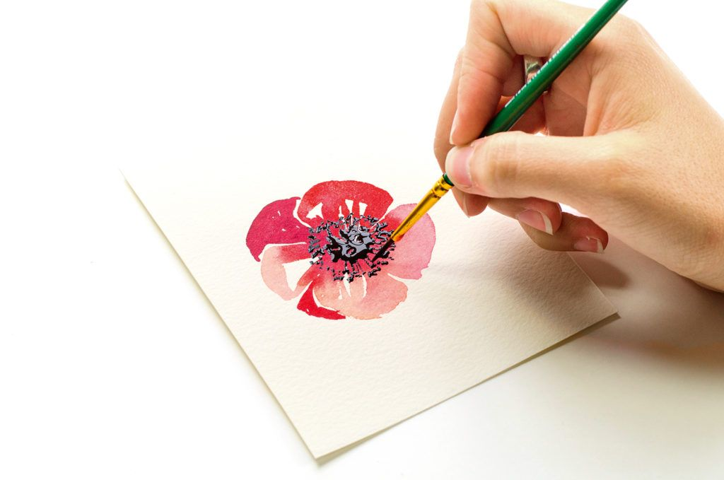 Lovely And Easy Watercolor Flowers Watercolor Flowers Easy
