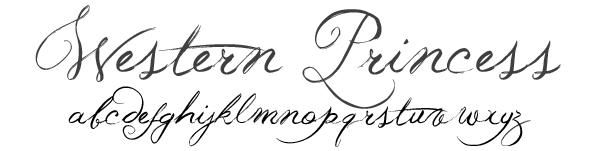 Nerd DIY My Favorite Free Handwritten Cursive Fonts