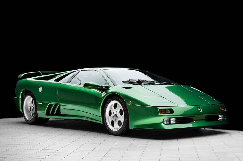 1994 Lamborghini Diablo Se30 Classic Driver Market
