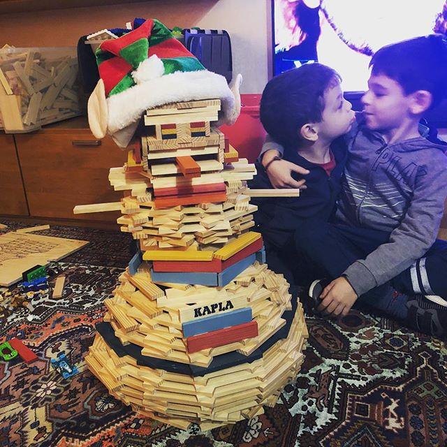@kapla @kapla_crazy L'elfo Porta Doni#elfo #natale2018