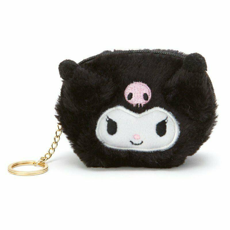 Sanrio Kuromi kkawaii 30cm Bag Character rare mini toy Plush Japan Limited