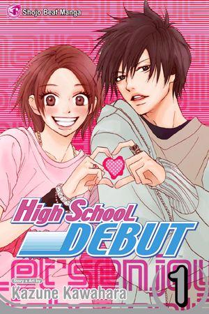 High School Debut manga Love. Love. Love Good manga