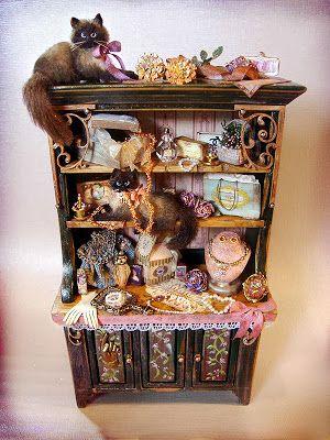 Good Sam Showcase of Miniatures: Animals & More: Bridget McCarty