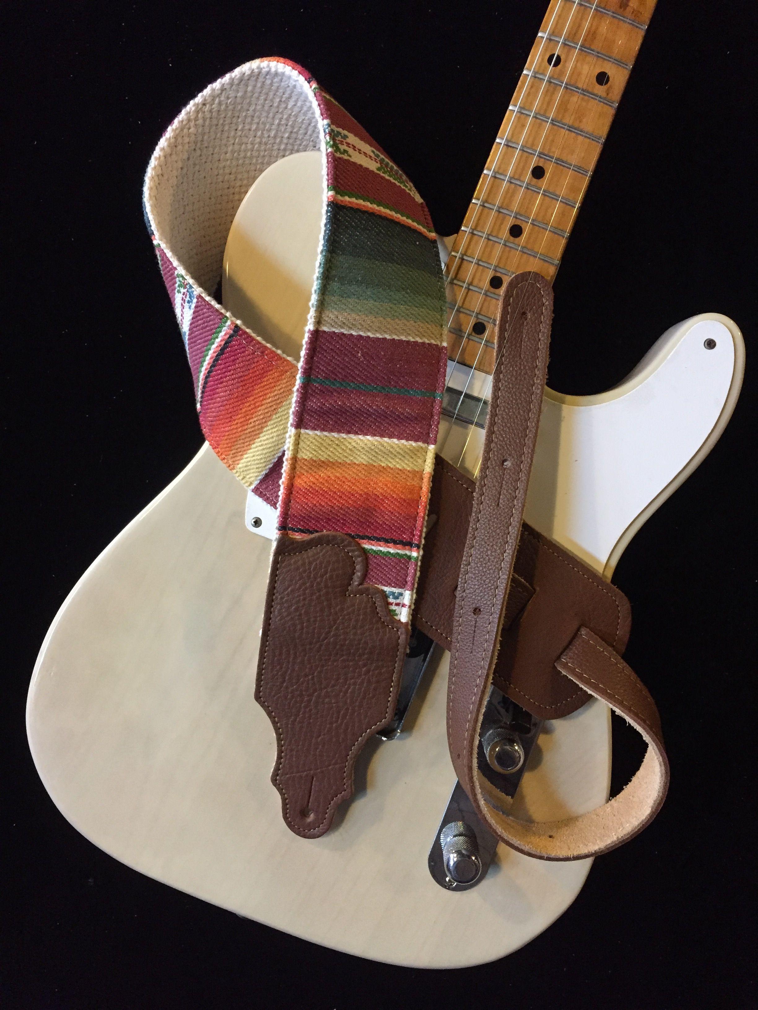 Tele With 3 Saddle Blanket Franklin Saddle Blanket Guitar Strap Soft Gloves