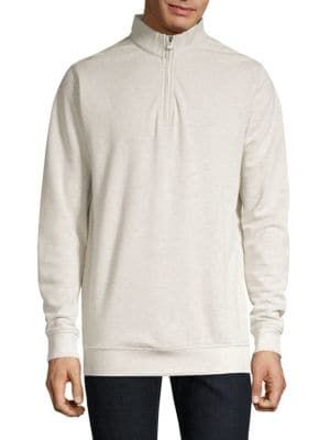 6cb055112b PETER MILLAR Crown Comfort Interlock Quarter-Zip Sweater.  petermillar   cloth