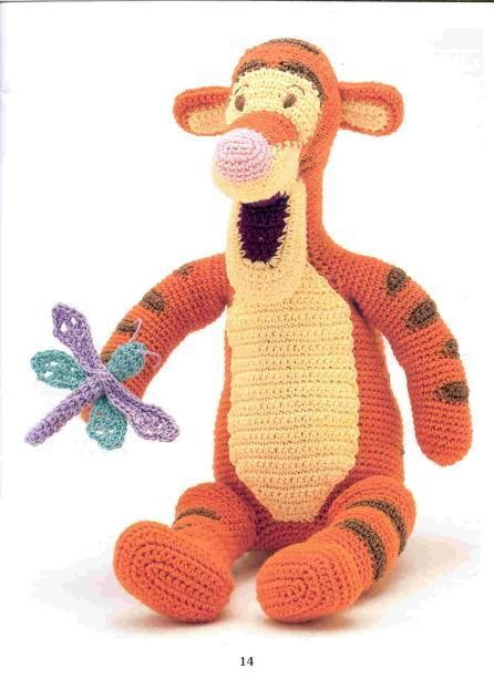 Ursinho Pooh – amigurumi | Ursinho puff, Ursinho pooh, Pooh | 613x446
