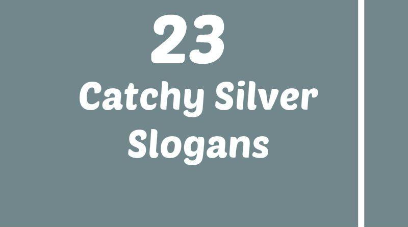 Silver Slogans   Element Slogans   Pinterest   Slogan and ...
