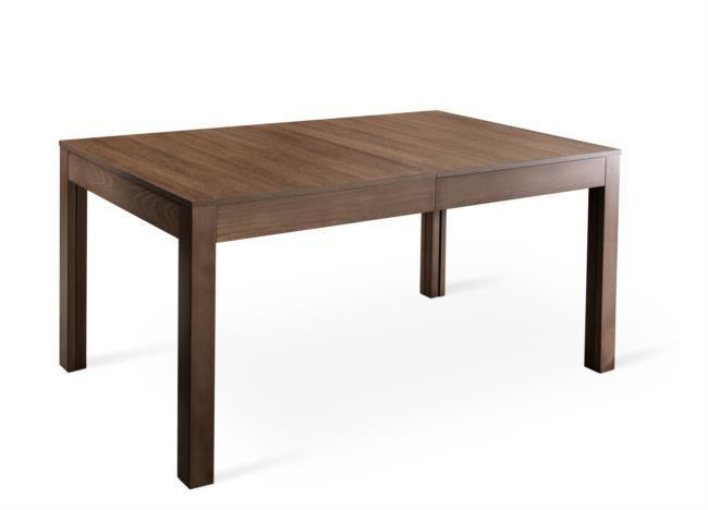Tavolo allungabile fino a oltre 3 metri in legno e in melaminico ...