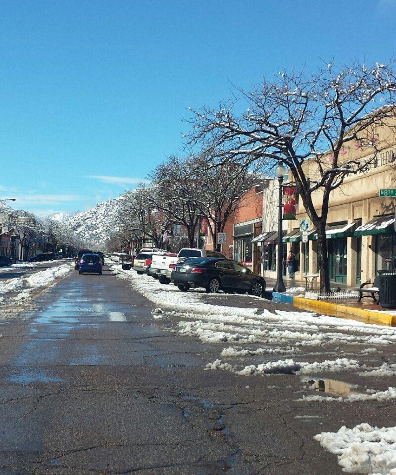 Main St Canon City Co Canon City Colorado Canon City Colorado