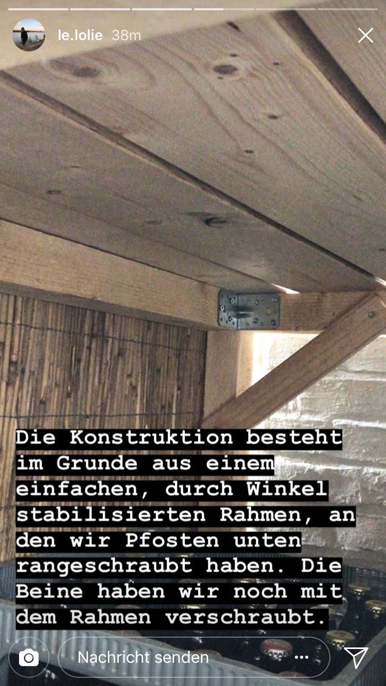 Pin von Luzie Henriette auf // balkonien Balkonien, Pfosten