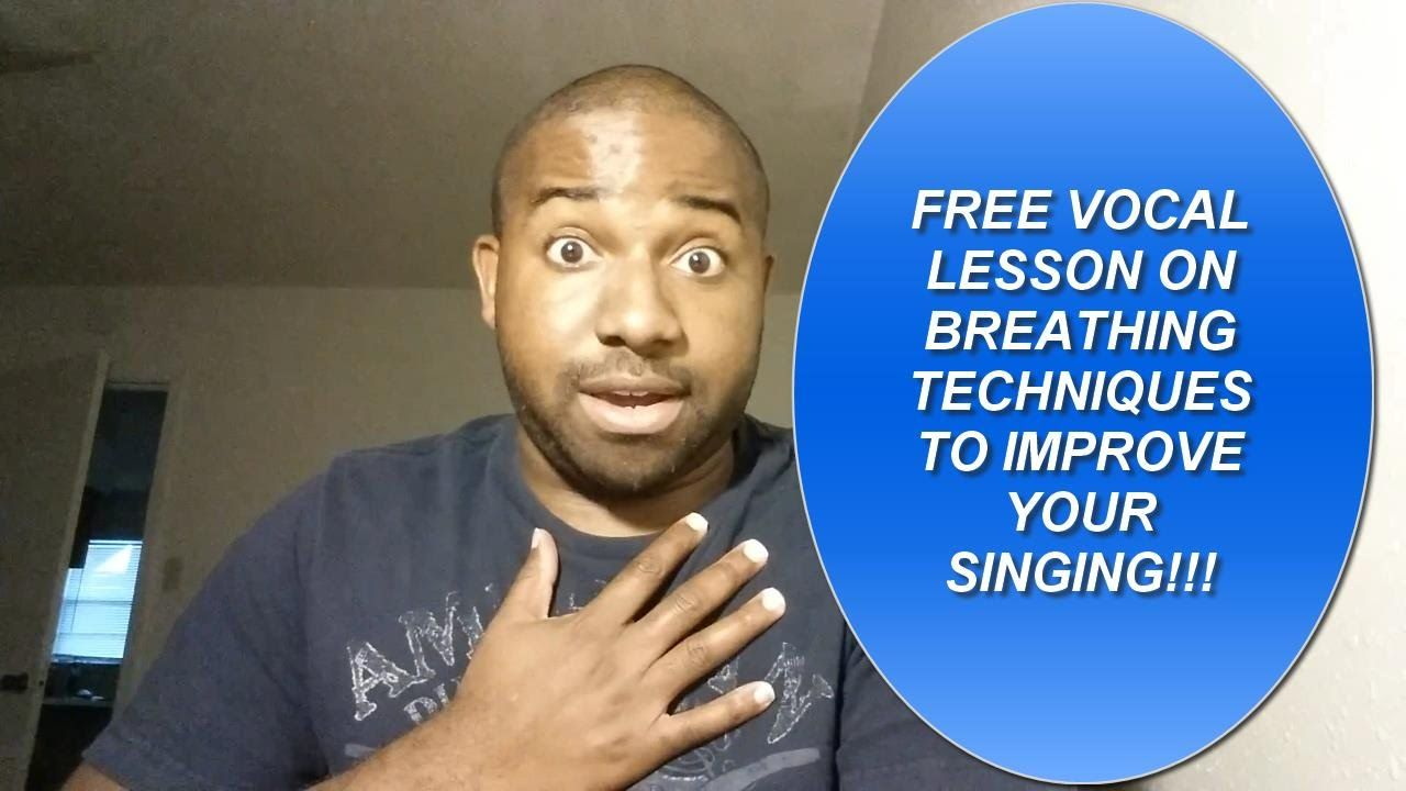 Cool Vocal Lessons Breathing Improve Singing Voice