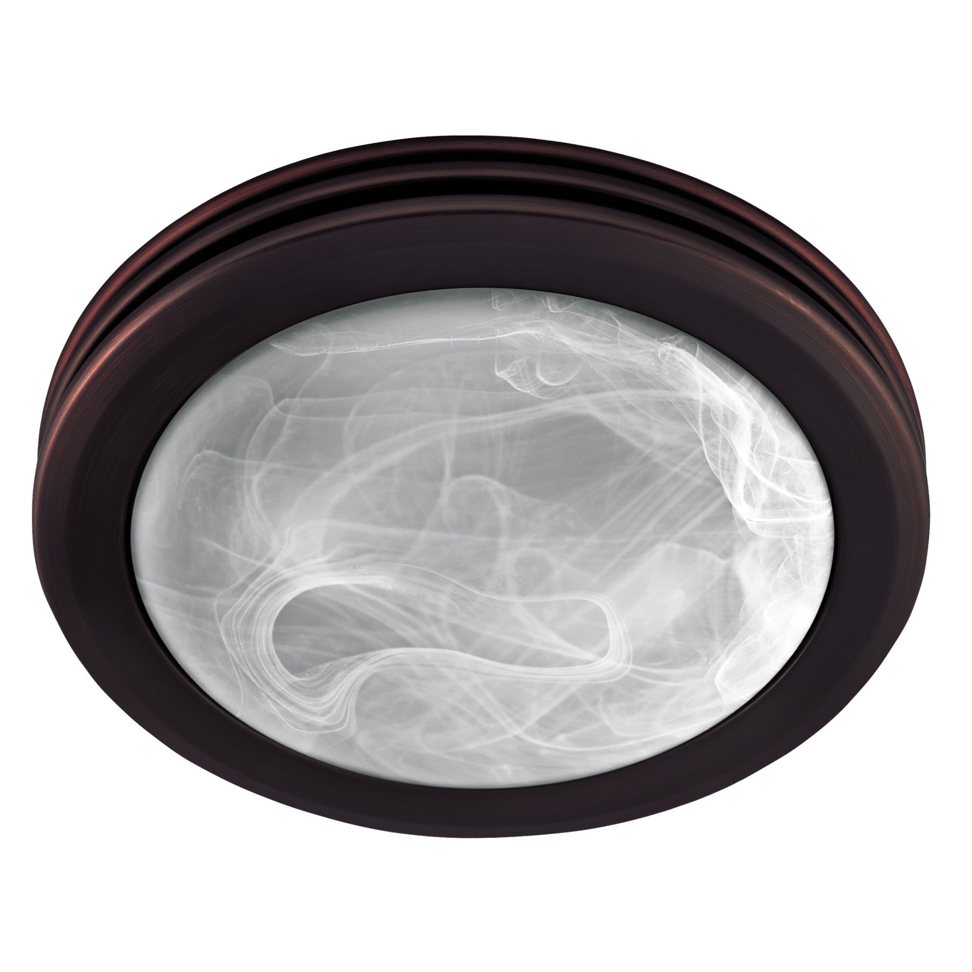 Elegant Buy The Hunter 90058 Imperial Bronze Direct. Shop For The Hunter 90058  Imperial Bronze 2 Light Bathroom Fan With Light From The Saturn Collection  And Save.