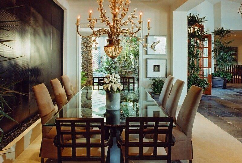 Desain Ruang Makan Mewah Modern Room Room Modern Dan Dining Room