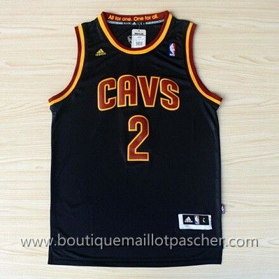 0b5c382432478 maillot nba pas cher Cleveland Cavaliers Irving #2 Bleu marine nouveaux  tissu €22.90