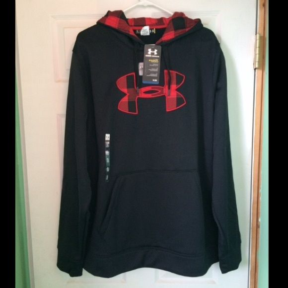 under armour storm caliber hoodie mens