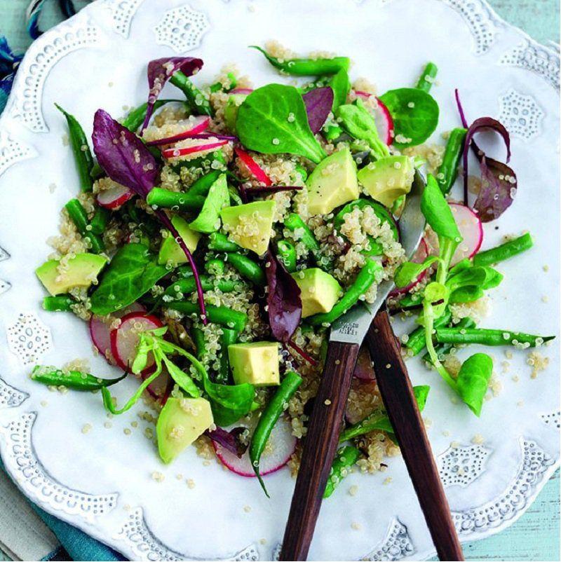30 recettes de salades originales, inspirantes à souhait ...