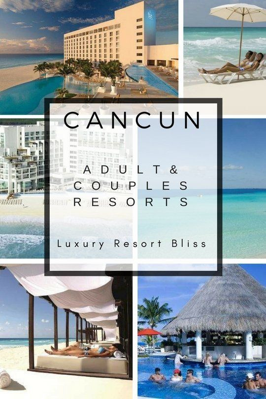 Best Cancun And S Resorts Places To Stay In Mexico