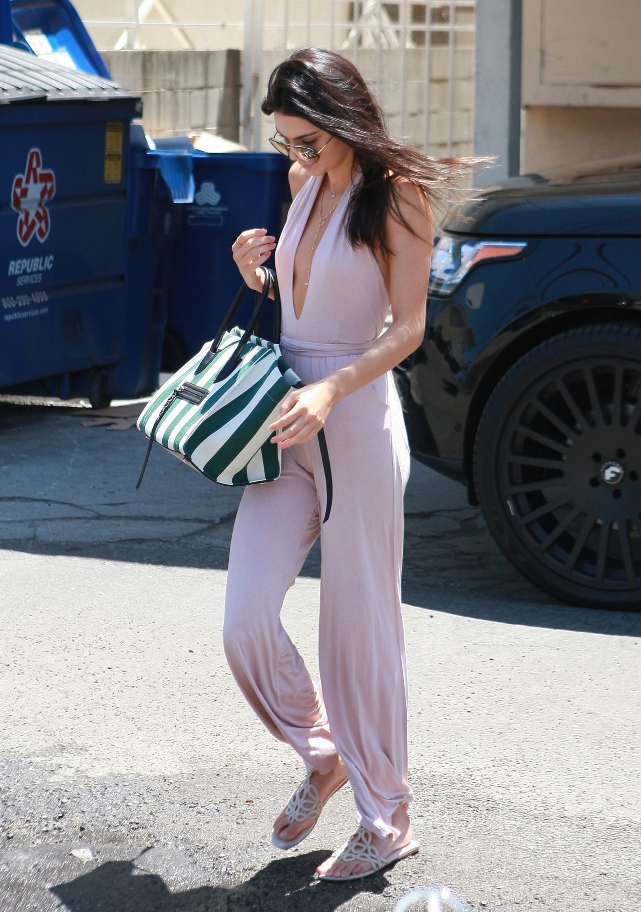 b9a717cabe1e Kendall Jenner Summer Style – Joan s on Third in LA