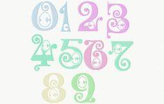 chiffres pour Pâques