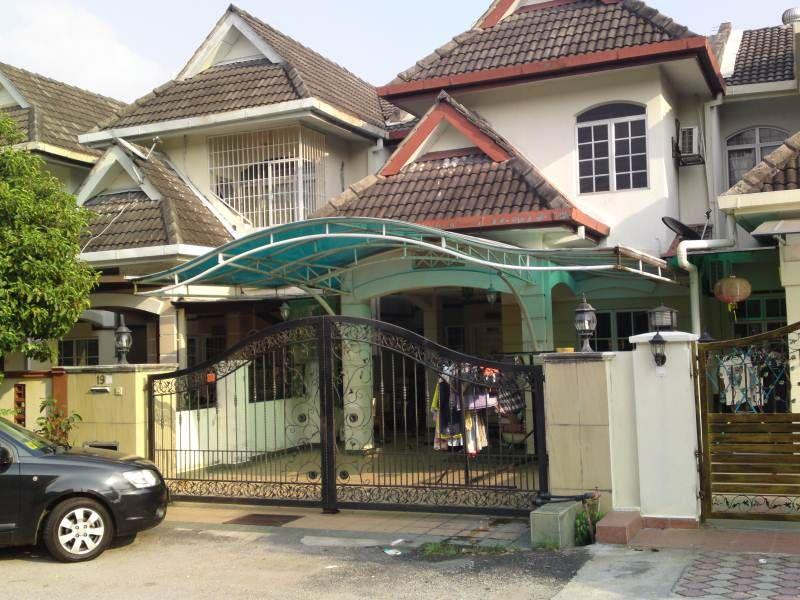 Petaling Jaya Sri Manja 2sty House Sentosa Medan House Property Petaling Jaya