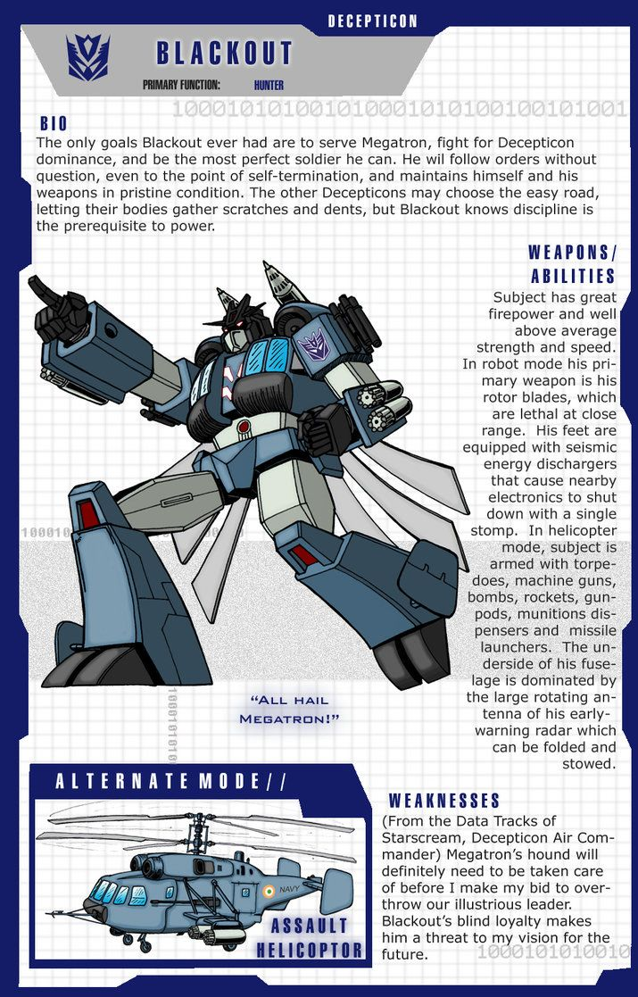 Pin by SCP Foundation Agent M  Gray on Transformers