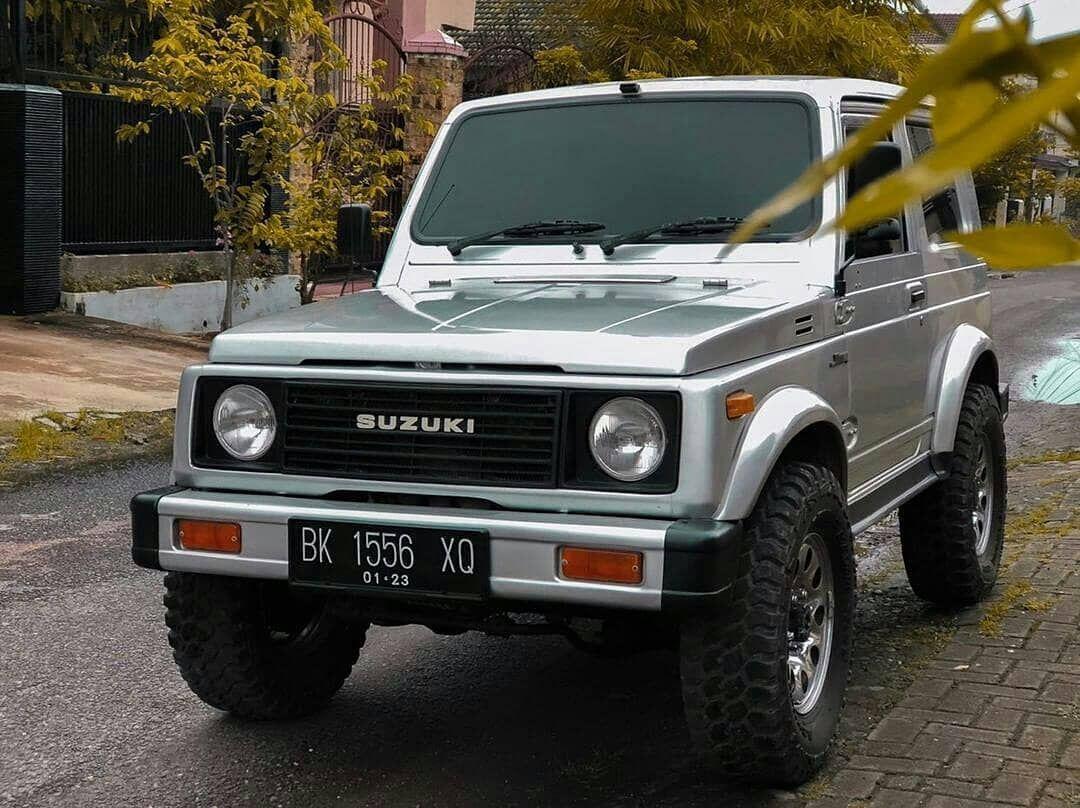 Suzuki Jimny Convert Jb31 Tahun 2000