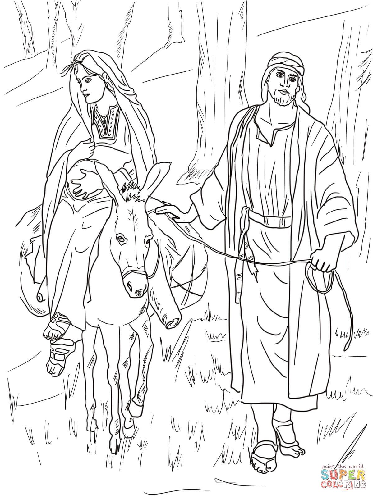 Pin Von R Mare Auf Digi X Mas Coloring Pages Nativity Coloring