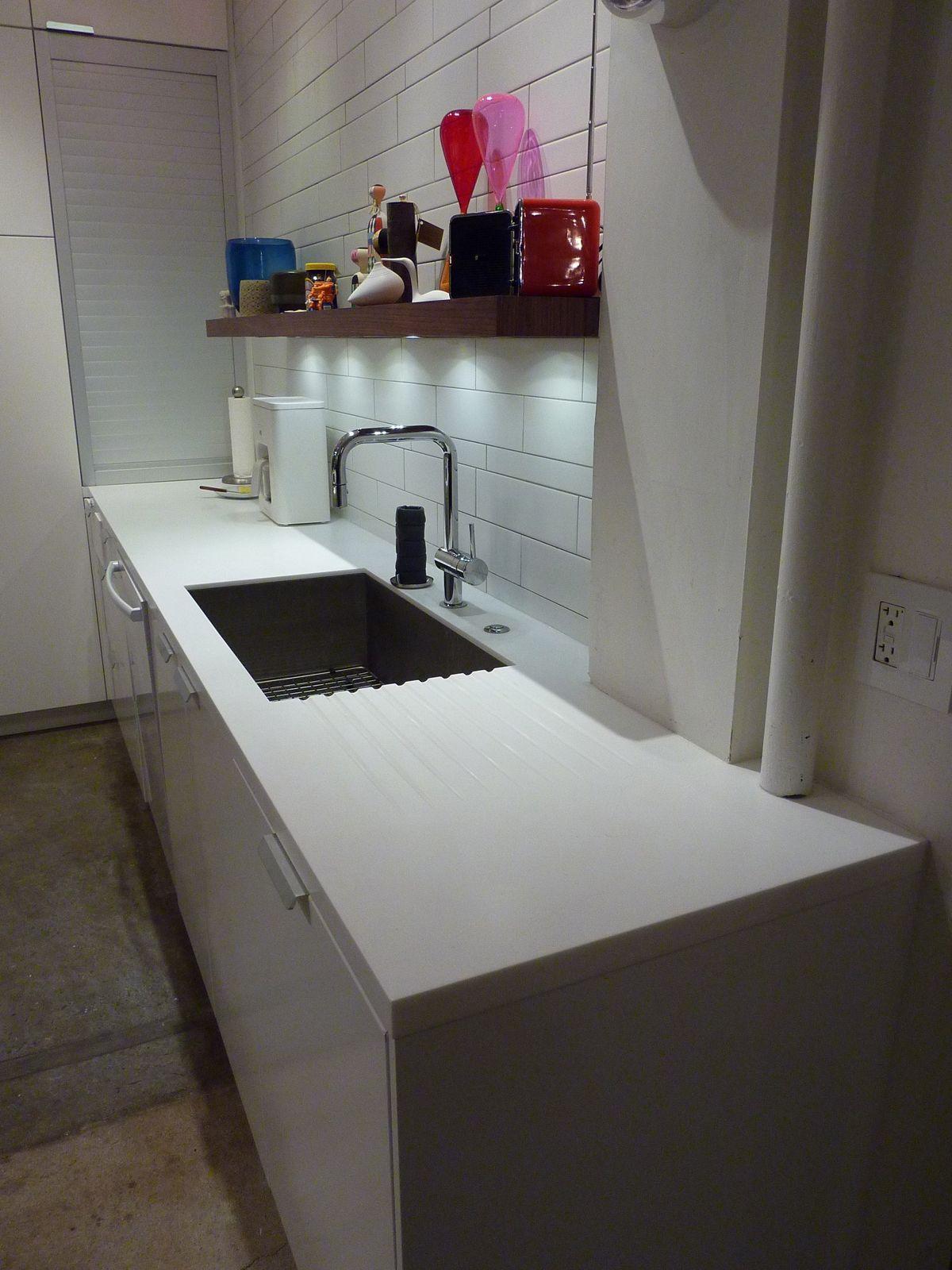 Benutzerdefinierte Kuche Waschbecken Countertops