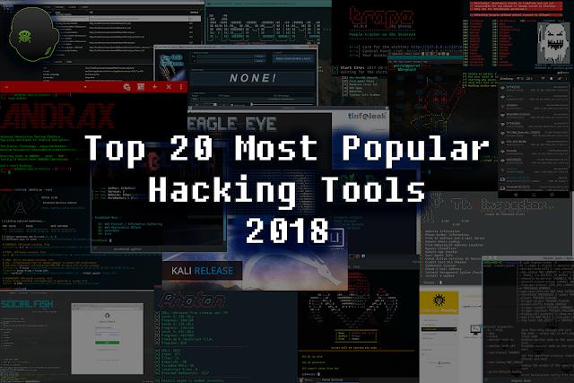 best hacking software windows 10