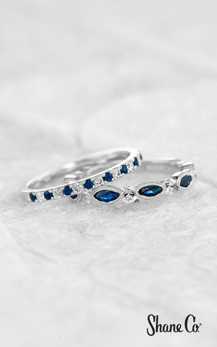 Baguette Diamond 925 Sterling Silver Engagement Anniversary Gift Ring Marquise Blue Sapphire Gemstone Prong Settings Ring Fashion Jewelry