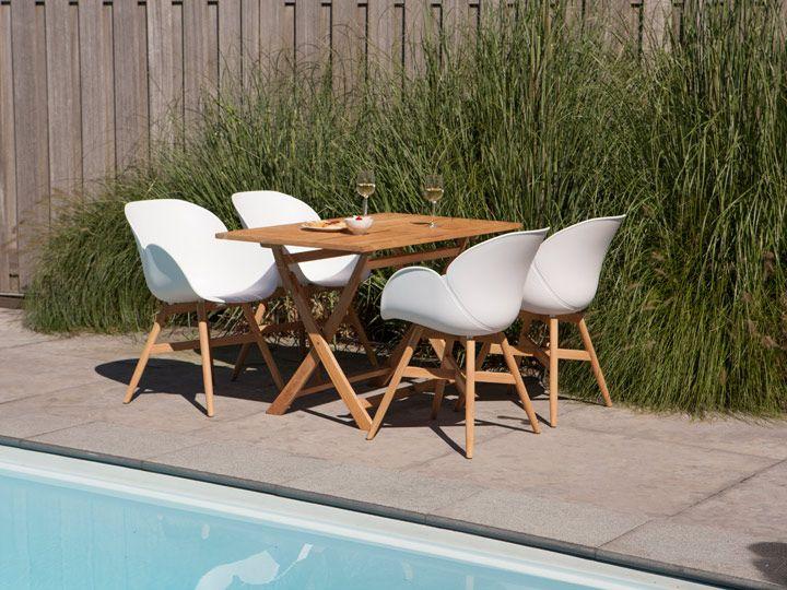 Perfect COMFORT u TULIP er Sitzgruppe Garten Hochwertige Gartenm bel von Exotan Die teilige Sitzgruppe Comfort