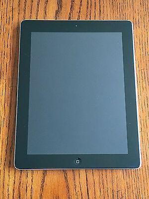 Apple iPad 3rd Generation 16GB Wi-Fi 9.7in - Black (MC705LL/A)