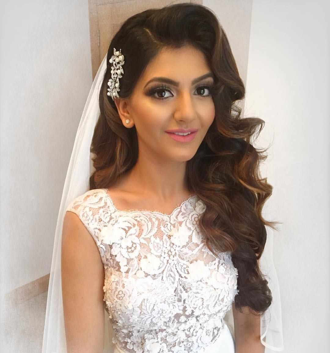 Civil Wedding Ready Mu Hair Styles Wedding Hairstyles Wedding Hair And Makeup