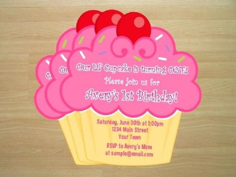 How To Make Homemade Birthday Invitations Invitation Ideas In 2018