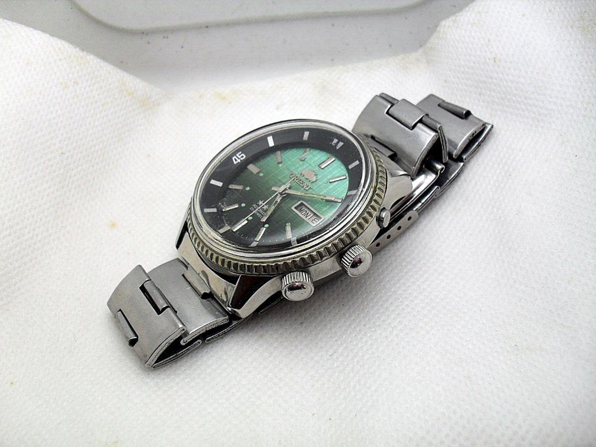 7f77fe8783e Relógio Orient King Diver Automático Raro R25052015 - R  500