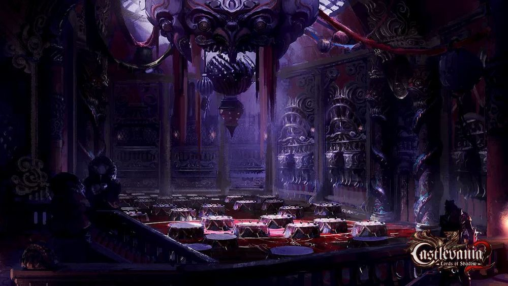 Castlevania - Lords of Shadow 2 Revelations - Overlook Tower - Guest House