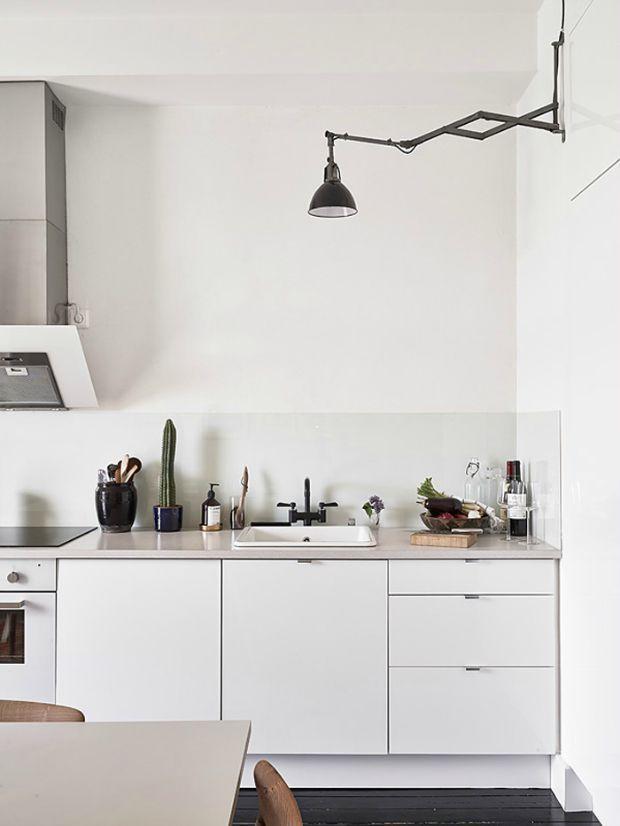 keuken zonder bovenkastjes