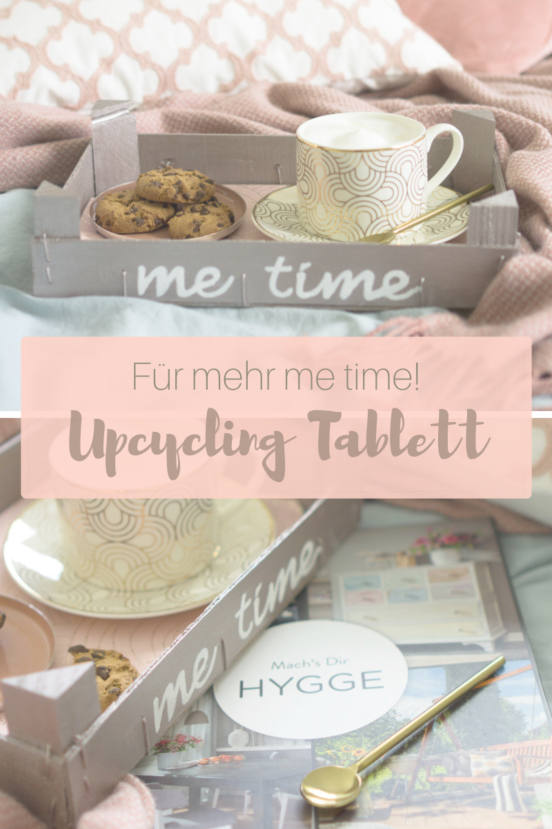 Photo of Hygge im Herbst: ein Upcycling Tablett für mehr me time!