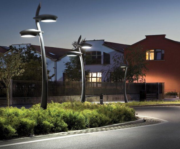 Briss urban lighting from ghidini exterior lignting