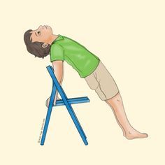 40 kidfriendly chair yoga poses  yoga for kids chair