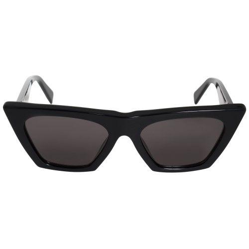 c3c63b80389 Celine Women s CL41468S CL 41468 S 807 IR Black Cat Eye Sunglasses 51mm