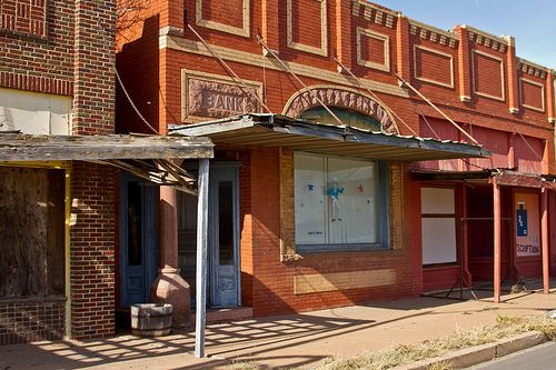 Ghost Town Roosevelt Ok Ghost Towns Of America Ghost Towns Oklahoma Travel