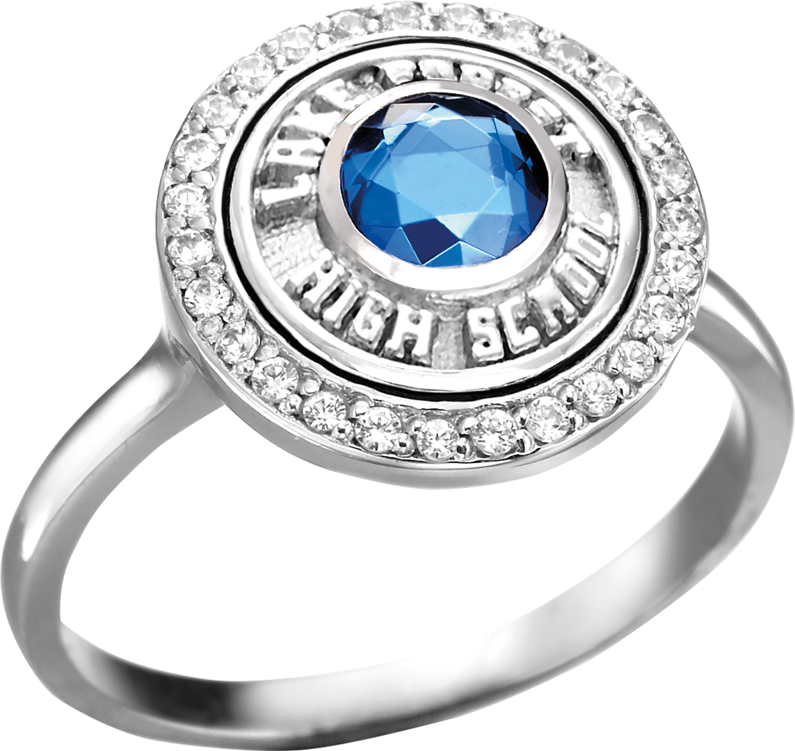 New Luxe Signet Ring L24 Rings Senior Rings Graduation Jewelry