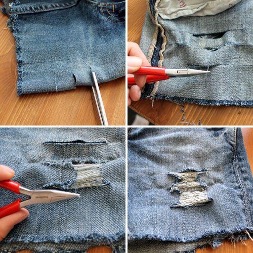Who Wears Short Shorts? 3 Ways to Make Denim Cutoffs | Denim ...