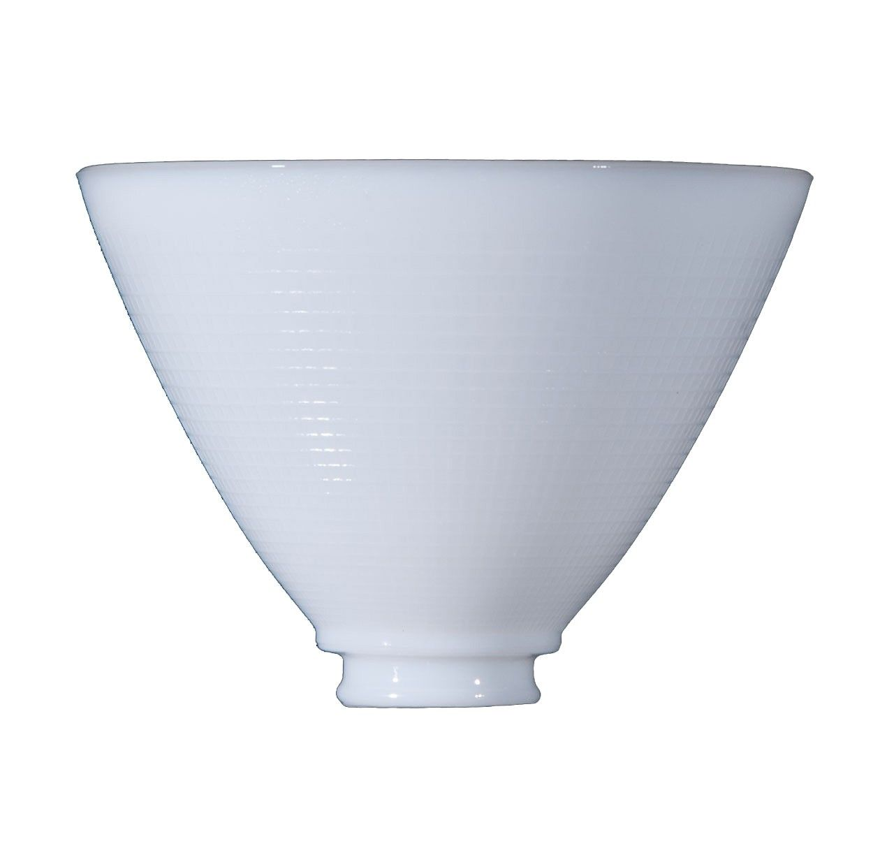8 Inch I E S Opal Glass Reflector Shade 2 1 4 Inch Fitter Reflectors Glass Torchiere Floor Lamp