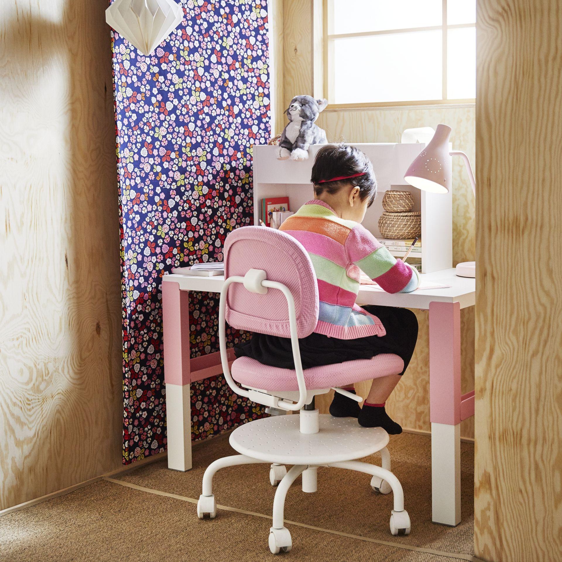 Bureaustoel Kind Roze.Vimund Kinderbureaustoel Ikea Ikeanederland Ikeanl Interieur