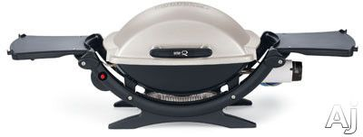 Weber 516501 41 Portable Lp Gas Grill With 189 Sq In Cooking Area 8 500 Btu Burner Built In Thermometer Gas Grill Tailgate Grilling Lowes Home Improvements
