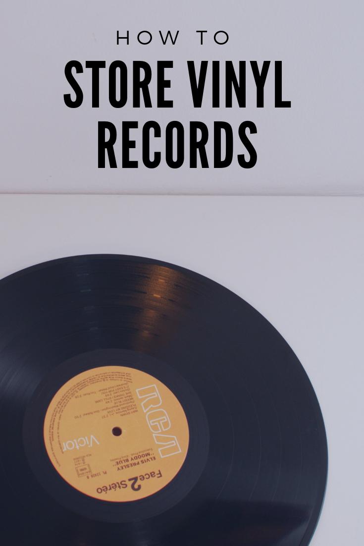 How To Store Vinyl Records Store Vinyl Records Vinyl Records Vinyl