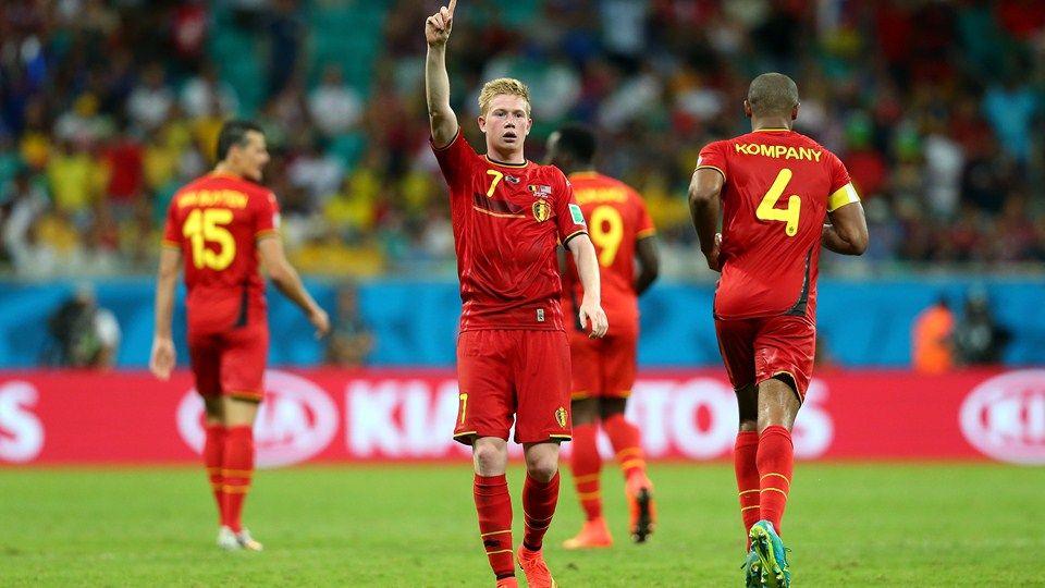 2014 Fifa World Cup Brazil Belgium Usa Photos Fifa Com Fifa World Cup Soccer Fifa